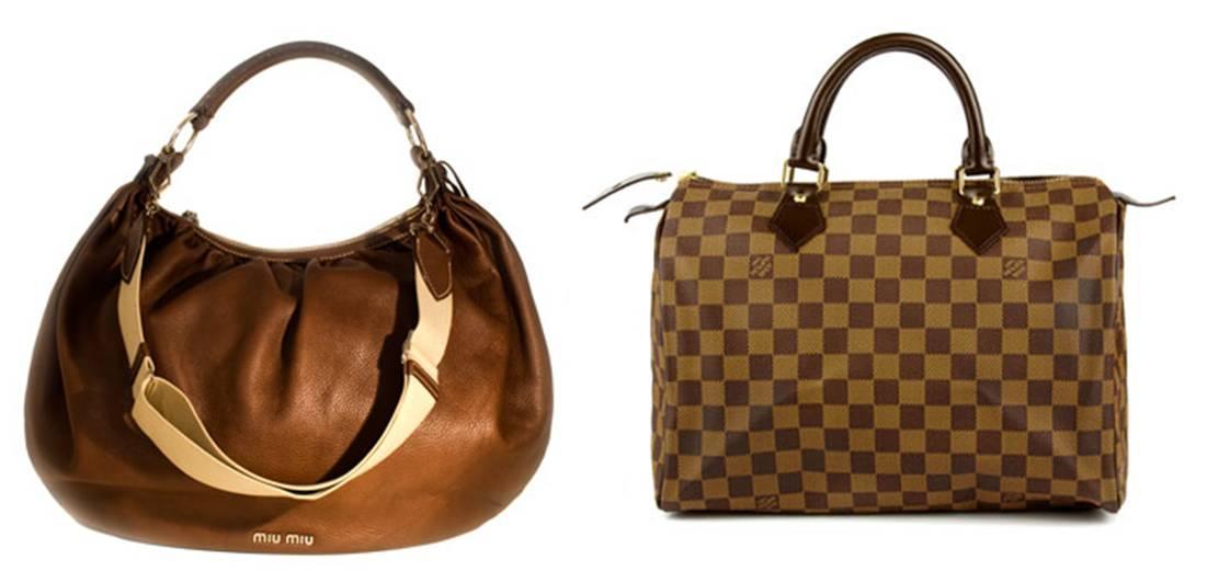 ceea906f6 E além de tudo, as sócias rodam um brechó online, que vende algumas bolsas  e publica noticias de moda!